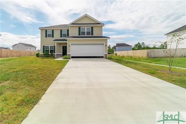 1314 Windrow Drive, Hinesville, GA 31313 (MLS #214784) :: Teresa Cowart Team