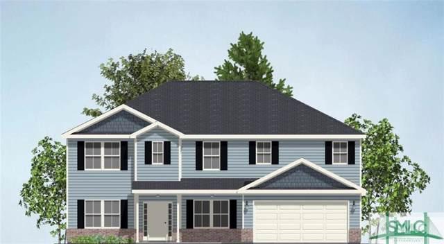 611 Bledsoe Drive, Guyton, GA 31312 (MLS #214785) :: The Arlow Real Estate Group