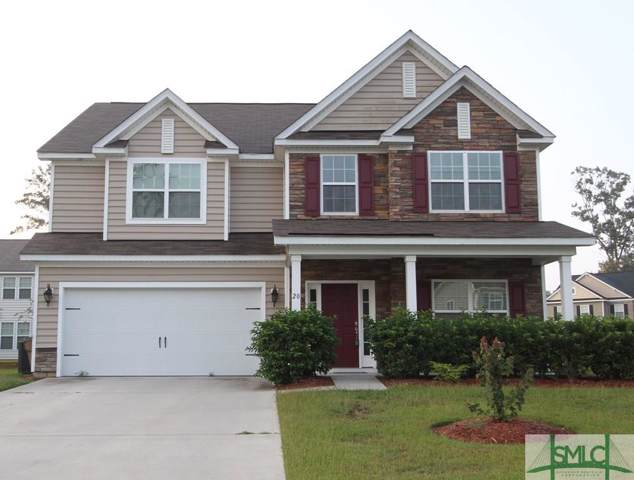 20 Gentry Way, Richmond Hill, GA 31324 (MLS #214790) :: Liza DiMarco