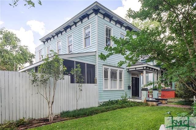 413 E Bolton Street, Savannah, GA 31401 (MLS #214791) :: Heather Murphy Real Estate Group