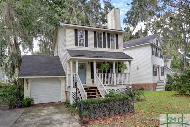16 S Lake Drive, Savannah, GA 31410 (MLS #214797) :: Coastal Savannah Homes