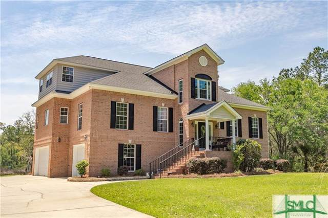 2 Mclaughlin Court, Richmond Hill, GA 31324 (MLS #214801) :: The Arlow Real Estate Group