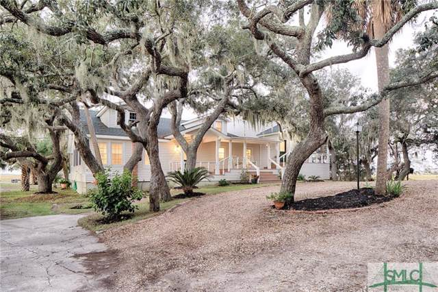 2552 Crusoe Island Drive, Tybee Island, GA 31328 (MLS #214807) :: The Arlow Real Estate Group