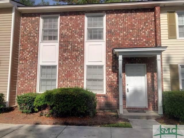 29 King Henry Court, Savannah, GA 31419 (MLS #214827) :: The Arlow Real Estate Group