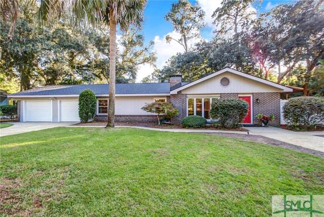 33 Romney Place, Savannah, GA 31406 (MLS #214849) :: Keller Williams Coastal Area Partners