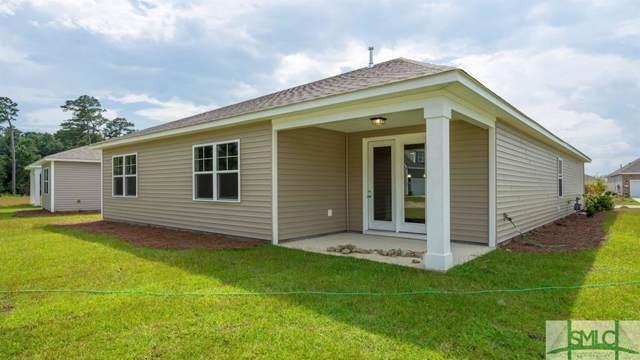 63 Palmer Place, Richmond Hill, GA 31324 (MLS #214853) :: Keller Williams Coastal Area Partners
