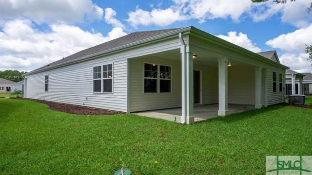67 Palmer Place, Richmond Hill, GA 31324 (MLS #214854) :: The Randy Bocook Real Estate Team