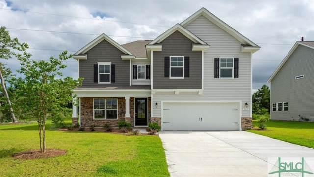 54 Palmer Place, Richmond Hill, GA 31324 (MLS #214855) :: The Randy Bocook Real Estate Team