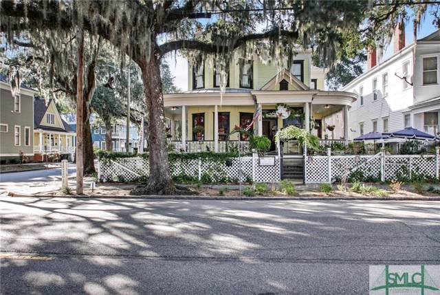 2425 Barnard Street, Savannah, GA 31401 (MLS #214859) :: The Randy Bocook Real Estate Team
