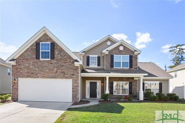 16 Belle Gate Court, Pooler, GA 31322 (MLS #214865) :: The Arlow Real Estate Group