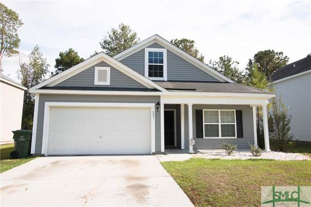 227 Tigers Paw Drive, Pooler, GA 31322 (MLS #214868) :: The Arlow Real Estate Group