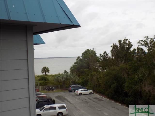 1217 Bay Street 331A, Tybee Island, GA 31328 (MLS #214871) :: Bocook Realty