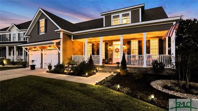 62 Misty Marsh Drive, Savannah, GA 31419 (MLS #214878) :: Keller Williams Coastal Area Partners