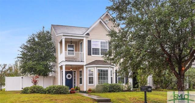 131 Fairgreen Street, Savannah, GA 31407 (MLS #214904) :: The Randy Bocook Real Estate Team