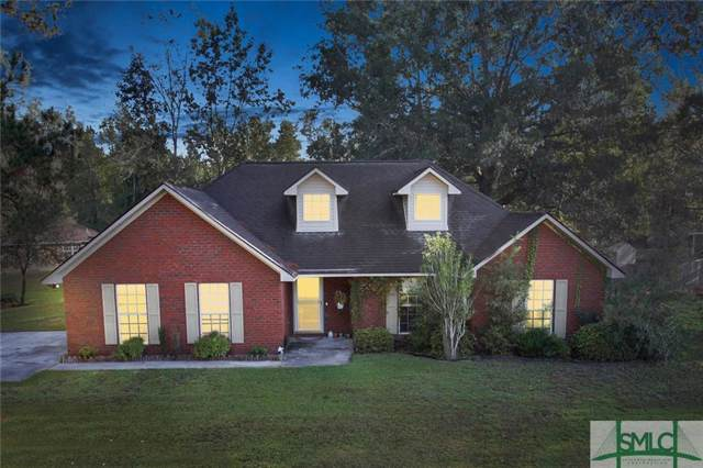 66 Arcadia Drive, Midway, GA 31320 (MLS #214910) :: RE/MAX All American Realty