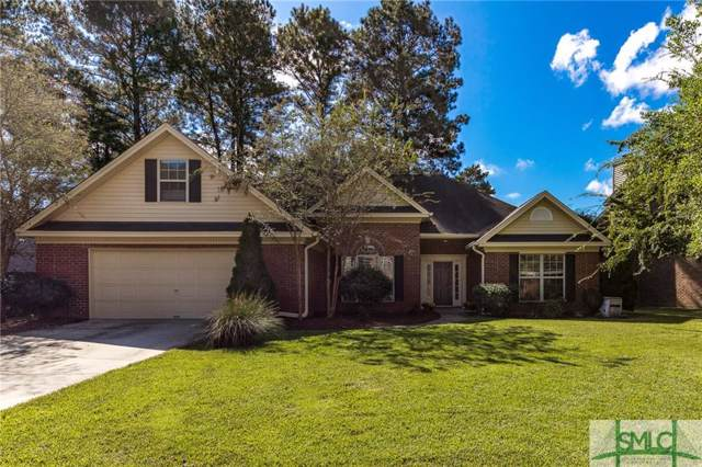 172 Village Lake Drive, Pooler, GA 31322 (MLS #214915) :: Coastal Savannah Homes