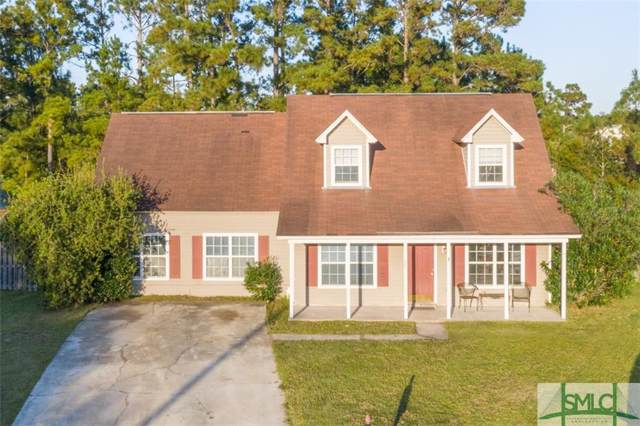 35 Killearn Court, Pooler, GA 31322 (MLS #214920) :: The Arlow Real Estate Group
