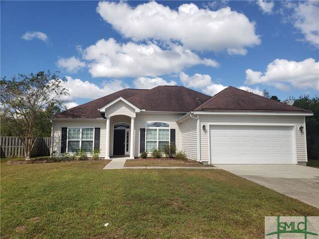 122 Willow Point Circle, Savannah, GA 31407 (MLS #214927) :: The Randy Bocook Real Estate Team
