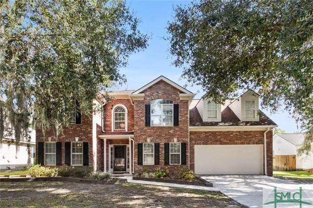 125 Mary Musgrove Drive, Savannah, GA 31410 (MLS #214930) :: The Arlow Real Estate Group