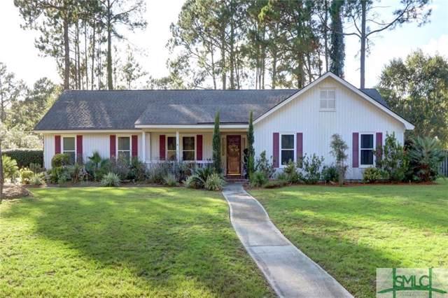 203 Spring House Drive, Savannah, GA 31419 (MLS #214934) :: Keller Williams Coastal Area Partners