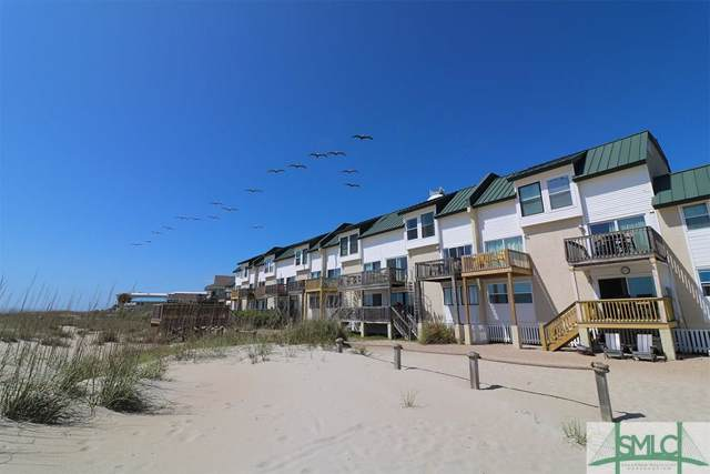 108 Butler Avenue B, Tybee Island, GA 31328 (MLS #214937) :: The Arlow Real Estate Group