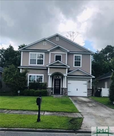 118 Chapel Lake Circle, Savannah, GA 31419 (MLS #214938) :: McIntosh Realty Team