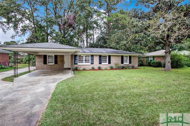 229 Dyches Drive, Savannah, GA 31406 (MLS #214961) :: The Arlow Real Estate Group