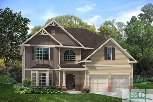 50 Huntington Drive NE, Ludowici, GA 31316 (MLS #214965) :: RE/MAX All American Realty