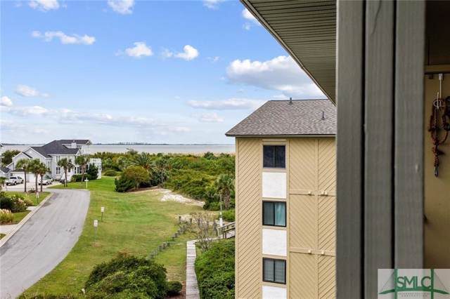 85 Van Horn Avenue 9C, Tybee Island, GA 31328 (MLS #214979) :: Coastal Savannah Homes