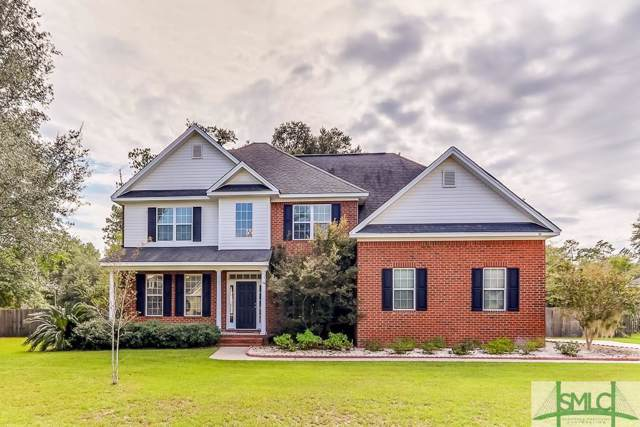 101 St Matthews Road, Guyton, GA 31312 (MLS #214980) :: McIntosh Realty Team