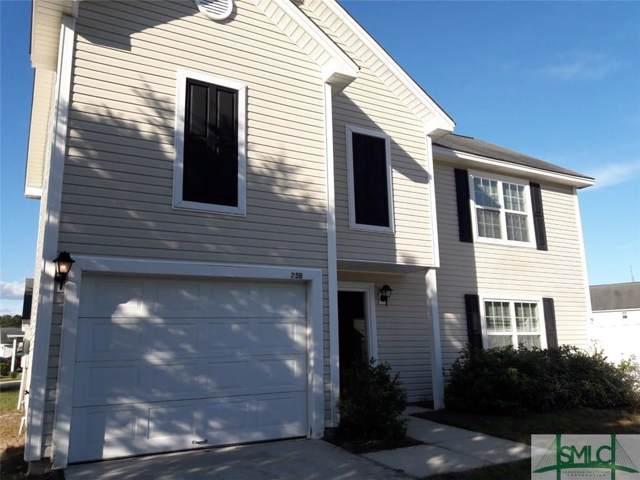 25 B Newport Boulevard, Port Wentworth, GA 31407 (MLS #214981) :: The Randy Bocook Real Estate Team