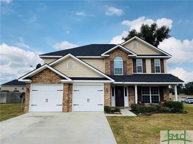 344 Prospect Loop, Midway, GA 31320 (MLS #214984) :: Level Ten Real Estate Group
