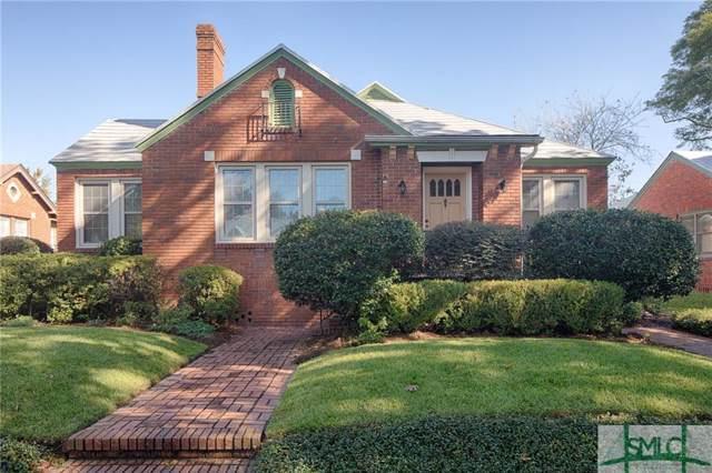 418 E 52nd Street, Savannah, GA 31405 (MLS #214986) :: The Arlow Real Estate Group