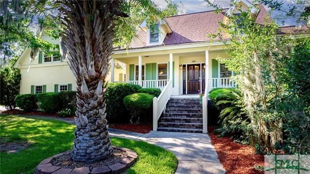 110 N Sheftall Circle, Savannah, GA 31410 (MLS #214987) :: McIntosh Realty Team