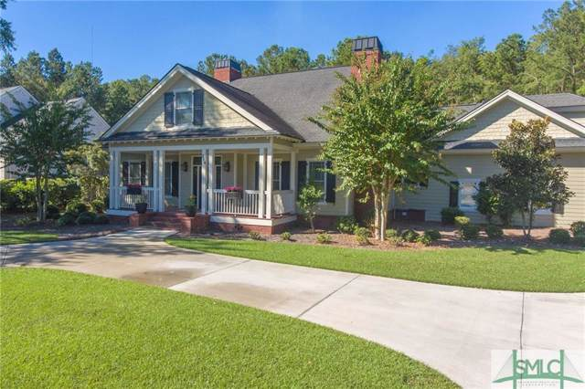 319 Spanton Crescent, Pooler, GA 31322 (MLS #214989) :: Coastal Savannah Homes