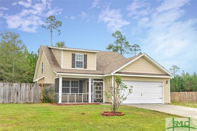 195 Cypress Cove Lane, Rincon, GA 31326 (MLS #214990) :: The Arlow Real Estate Group