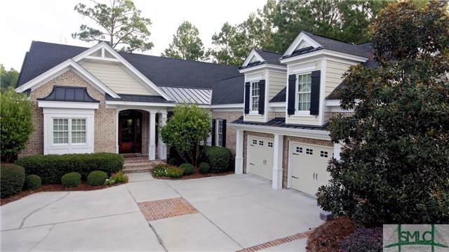 226 Spanton Crescent, Pooler, GA 31322 (MLS #214992) :: The Arlow Real Estate Group