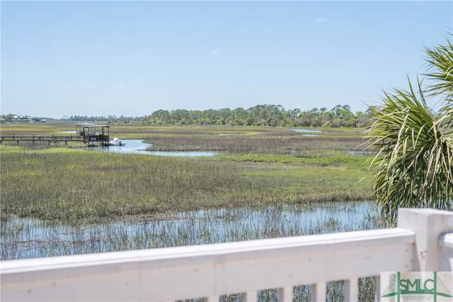 607 6th Street A, Tybee Island, GA 31328 (MLS #214999) :: The Sheila Doney Team
