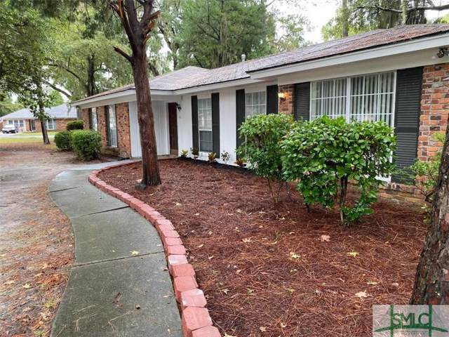 101 Backshell Road, Savannah, GA 31404 (MLS #215003) :: The Arlow Real Estate Group
