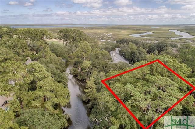 19 Marsh Tower Lane, Savannah, GA 31411 (MLS #215005) :: The Arlow Real Estate Group
