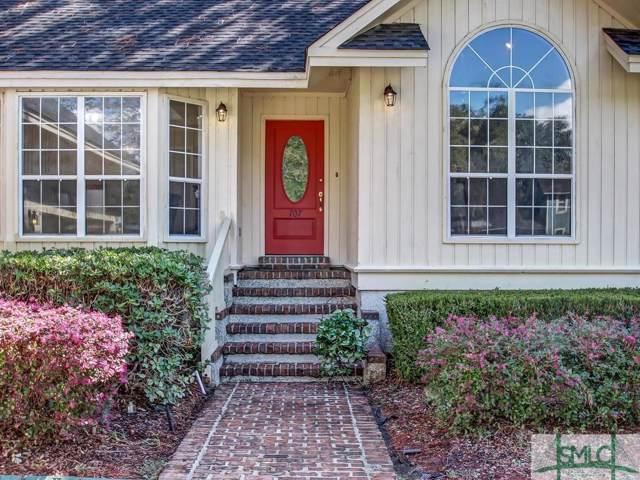 107 N Sheftall Circle, Savannah, GA 31410 (MLS #215010) :: The Randy Bocook Real Estate Team