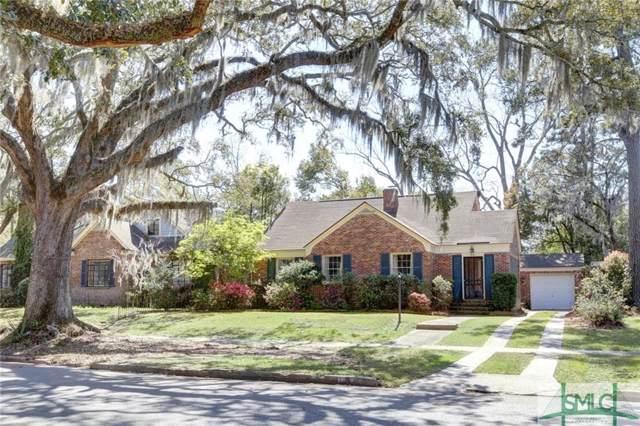 1823 E Henry Street, Savannah, GA 31404 (MLS #215011) :: The Arlow Real Estate Group