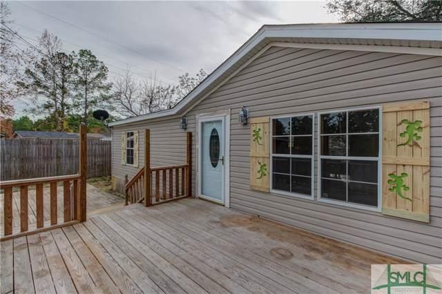 105 Hollow Oak Drive, Bloomingdale, GA 31302 (MLS #215013) :: Liza DiMarco