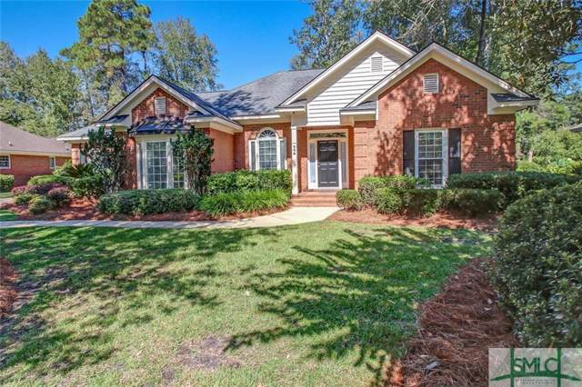 206 Wedgefield Crossing, Savannah, GA 31405 (MLS #215015) :: RE/MAX All American Realty