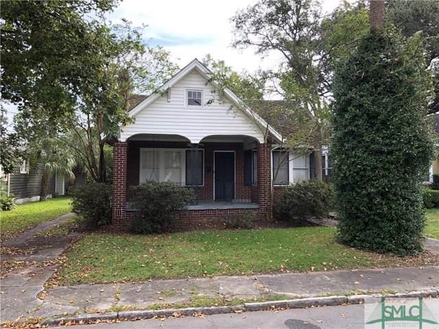 719 E 50th Street, Savannah, GA 31405 (MLS #215017) :: The Arlow Real Estate Group