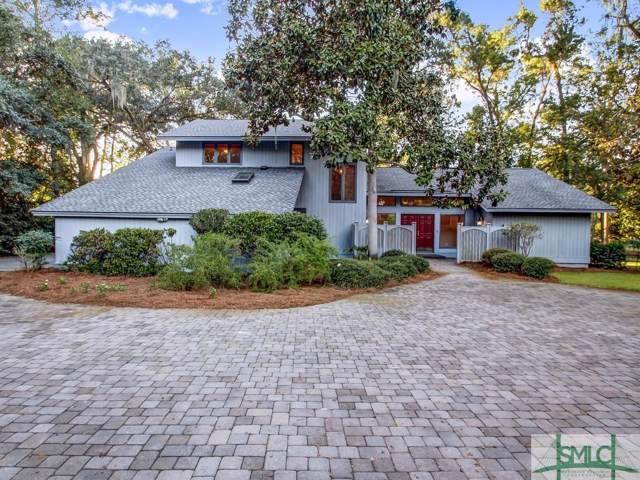 5 Captain Dunbar Lane, Savannah, GA 31411 (MLS #215019) :: Coastal Savannah Homes