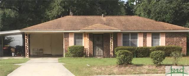 2218 Countryside Drive, Savannah, GA 31406 (MLS #215022) :: The Arlow Real Estate Group