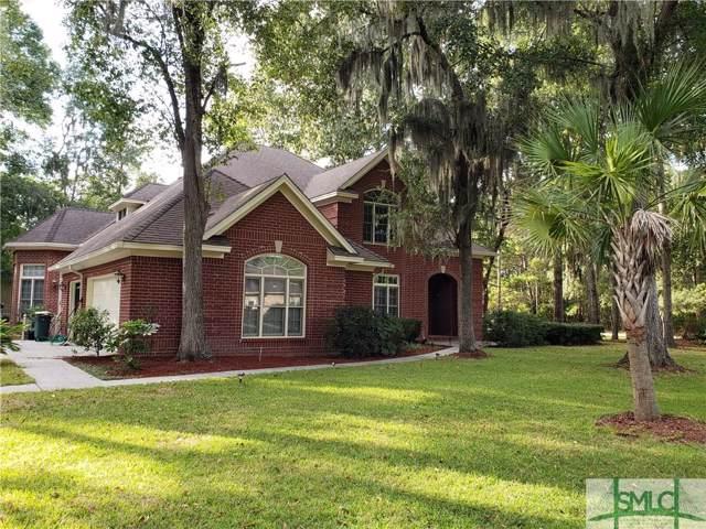 21 Wedgefield Crossing, Savannah, GA 31405 (MLS #215023) :: Coastal Savannah Homes