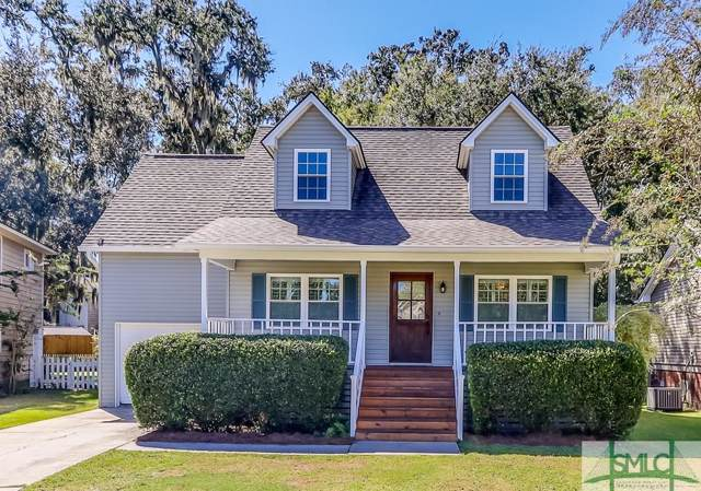 527 Pointe South Drive, Savannah, GA 31410 (MLS #215024) :: The Arlow Real Estate Group