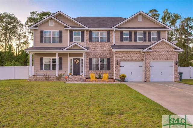 913 Oak Crest Drive, Hinesville, GA 31313 (MLS #215031) :: RE/MAX All American Realty